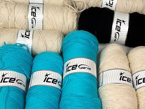 Plain Yarns In this list; you see most recent 50 mixed lots. <br> To see all <a href=&/mixed_lots/o/4#list&>CLICK HERE</a> (Old ones have much better deals)<hr> Fiber Content 100% Dralon Acrylic, Brand Ice Yarns, fnt2-68530