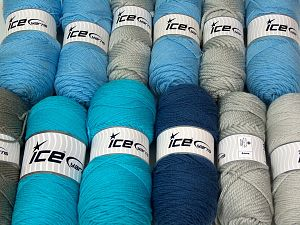 Plain Yarns In this list; you see most recent 50 mixed lots. <br> To see all <a href=&/mixed_lots/o/4#list&>CLICK HERE</a> (Old ones have much better deals)<hr> Fiber Content 100% Dralon Acrylic, Brand Ice Yarns, fnt2-68531