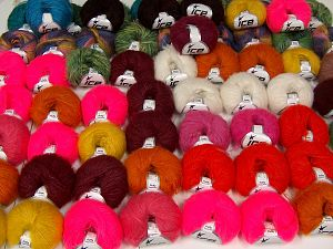 Fluffy Superfine Yarns In this list; you see most recent 50 mixed lots. <br>