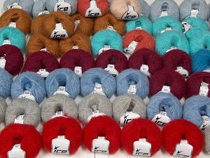 Luxury Yarns In this list; you see most recent 50 mixed lots. <br> To see all <a href=&/mixed_lots/o/4#list&>CLICK HERE</a> (Old ones have much better deals)<hr> Brand Ice Yarns, fnt2-68537