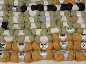 Cashmere Viscose Yarns and Metallic Yarns In this list; you see most recent 50 mixed lots. <br>