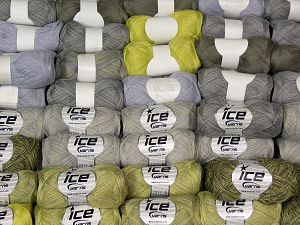 Cashmere Viscose Yarns In this list; you see most recent 50 mixed lots. <br> To see all <a href=&/mixed_lots/o/4#list&>CLICK HERE</a> (Old ones have much better deals)<hr> Fiber Content 85% Viscose, 15% Cashmere, Brand Ice Yarns, fnt2-68540