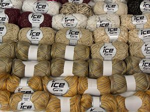 Cashmere Types and Chenille Types In this list; you see most recent 50 mixed lots. <br> To see all <a href=&/mixed_lots/o/4#list&>CLICK HERE</a> (Old ones have much better deals)<hr> Brand Ice Yarns, fnt2-68553