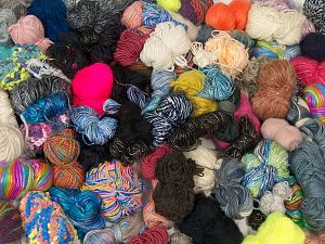 Leftover Yarns In this list; you see most recent 50 mixed lots. <br> To see all <a href=&/mixed_lots/o/4#list&>CLICK HERE</a> (Old ones have much better deals)<hr> Brand Ice Yarns, fnt2-68559