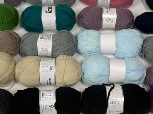 Plain Yarns In this list; you see most recent 50 mixed lots. <br> To see all <a href=&/mixed_lots/o/4#list&>CLICK HERE</a> (Old ones have much better deals)<hr> Brand Ice Yarns, fnt2-68561