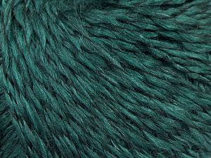 Fiber Content 50% Wool, 37% Acrylic, 13% Polyester, Oil Green, Brand Ice Yarns, fnt2-68578