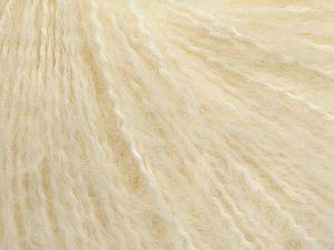 Fiber Content 45% Acrylic, 43% Wool, 12% Polyester, Brand Ice Yarns, Ecru, fnt2-68593