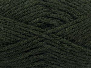 Fiber Content 50% Acrylic, 25% Alpaca Superfine, 25% OrganicMerino Wool, Khaki, Brand Ice Yarns, fnt2-68699