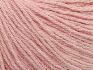 Fiber Content 45% Polyamide, 30% Viscose, 15% Kid Mohair, 10% Baby Alpaca, Light Pink, Brand Ice Yarns, fnt2-68715