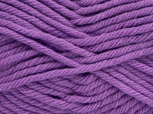 Fiber Content 100% Acrylic, Lilac, Brand Ice Yarns, fnt2-68797