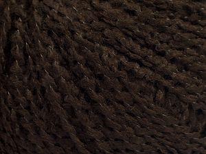 Fiber Content 100% Acrylic, Brand Ice Yarns, Coffee Brown, fnt2-68806