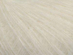 Fiber Content 100% Polyamide, White, Brand Ice Yarns, fnt2-68821