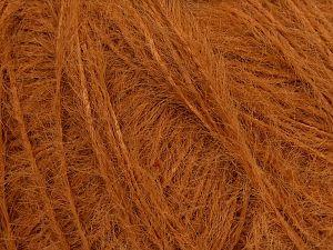 Fiber Content 100% Polyamide, Brand Ice Yarns, Dark Camel, fnt2-68826
