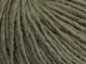 İçerik 50% Merino Yün, 25% Akrilik, 25% Alpaka, Khaki, Brand Ice Yarns, Yarn Thickness 4 Medium Worsted, Afghan, Aran, fnt2-68961