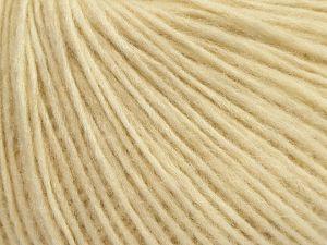 Fiber Content 66% Merino Wool, 34% Organic Cotton, Brand Ice Yarns, Ecru, fnt2-68979