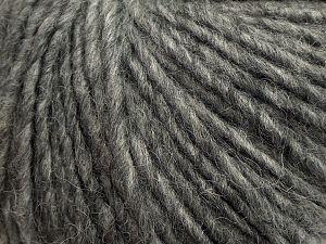 Fiber Content 50% Merino Wool, 25% Alpaca, 25% Acrylic, Brand Ice Yarns, Grey, fnt2-69351