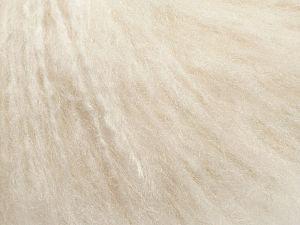 Fiber Content 70% Acrylic, 15% Polyamide, 15% Wool, Brand Ice Yarns, Ecru, fnt2-69396