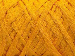 Fiber Content 100% Cotton, Yellow, Brand Ice Yarns, fnt2-69397
