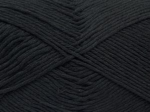 Fiber Content 100% Cotton, Brand Ice Yarns, Black, fnt2-69408