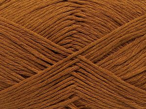 Fiber Content 100% Cotton, Light Brown, Brand Ice Yarns, fnt2-69412