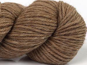 Fiber Content 55% Baby Alpaca, 45% Superwash Extrafine Merino Wool, Light Camel, Brand Ice Yarns, fnt2-69474