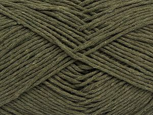 Fiber Content 100% Cotton, Brand Ice Yarns, Dark Khaki, fnt2-69527