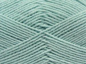 Cold Rinse. Short spin. Do not wring. Do not iron. Dry cleanable. Do not bleach. İçerik 50% Polyamid, 50% Akrilik, Water Green, Brand Ice Yarns, fnt2-69551
