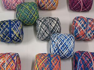 Self Striping Yarns In this list; you see most recent 50 mixed lots. <br> To see all <a href=&/mixed_lots/o/4#list&>CLICK HERE</a> (Old ones have much better deals)<hr> İçerik 100% Akrilik, Brand Ice Yarns, fnt2-69736