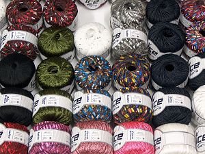 Fancy Yarns In this list; you see most recent 50 mixed lots. <br> To see all <a href=&/mixed_lots/o/4#list&>CLICK HERE</a> (Old ones have much better deals)<hr> Brand Ice Yarns, fnt2-69739