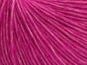 Fiber Content 66% Merino Wool, 34% Organic Cotton, Brand Ice Yarns, Candy Pink, fnt2-69753