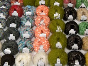 Winter Yarns In this list; you see most recent 50 mixed lots. <br> To see all <a href=&/mixed_lots/o/4#list&>CLICK HERE</a> (Old ones have much better deals)<hr> Brand Ice Yarns, fnt2-69773