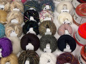 Fancy Yarns In this list; you see most recent 50 mixed lots. <br> To see all <a href=&/mixed_lots/o/4#list&>CLICK HERE</a> (Old ones have much better deals)<hr> Brand Ice Yarns, fnt2-69774