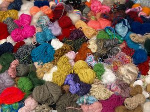 Leftover Yarns In this list; you see most recent 50 mixed lots. <br> To see all <a href=&/mixed_lots/o/4#list&>CLICK HERE</a> (Old ones have much better deals)<hr> Brand Ice Yarns, fnt2-69778