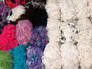 Leftover Yarns In this list; you see most recent 50 mixed lots. <br> To see all <a href=&/mixed_lots/o/4#list&>CLICK HERE</a> (Old ones have much better deals)<hr> Brand Ice Yarns, fnt2-69787