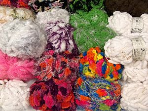Leftover Yarns In this list; you see most recent 50 mixed lots. <br> To see all <a href=&/mixed_lots/o/4#list&>CLICK HERE</a> (Old ones have much better deals)<hr> Brand Ice Yarns, fnt2-69789