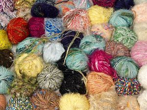 Leftover Yarns In this list; you see most recent 50 mixed lots. <br> To see all <a href=&/mixed_lots/o/4#list&>CLICK HERE</a> (Old ones have much better deals)<hr> Brand Ice Yarns, fnt2-69809