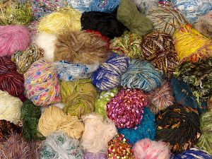 Leftover Yarns In this list; you see most recent 50 mixed lots. <br> To see all <a href=&/mixed_lots/o/4#list&>CLICK HERE</a> (Old ones have much better deals)<hr> Brand Ice Yarns, fnt2-69815