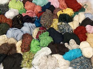 Leftover Yarns In this list; you see most recent 50 mixed lots. <br> To see all <a href=&/mixed_lots/o/4#list&>CLICK HERE</a> (Old ones have much better deals)<hr> Brand Ice Yarns, fnt2-69816