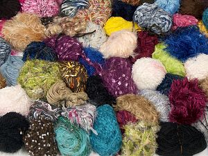 Leftover Yarns In this list; you see most recent 50 mixed lots. <br> To see all <a href=&/mixed_lots/o/4#list&>CLICK HERE</a> (Old ones have much better deals)<hr> Brand Ice Yarns, fnt2-69817