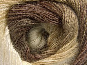 Fiber Content 50% Mohair, 50% Acrylic, Brand Ice Yarns, Camel, Brown Shades, Beige, fnt2-69834