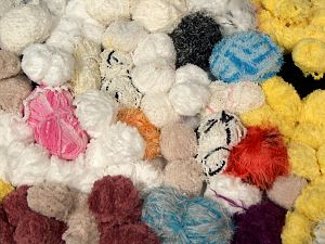 Leftover Yarns In this list; you see most recent 50 mixed lots. <br> To see all <a href=&/mixed_lots/o/4#list&>CLICK HERE</a> (Old ones have much better deals)<hr> Brand Ice Yarns, fnt2-69848