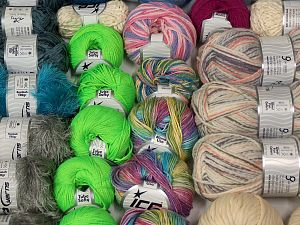 Fancy Yarns In this list; you see most recent 50 mixed lots. <br> To see all <a href=&/mixed_lots/o/4#list&>CLICK HERE</a> (Old ones have much better deals)<hr> Brand Ice Yarns, fnt2-69850