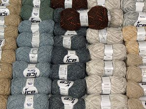 Fancy Yarns In this list; you see most recent 50 mixed lots. <br> To see all <a href=&/mixed_lots/o/4#list&>CLICK HERE</a> (Old ones have much better deals)<hr> Brand Ice Yarns, fnt2-69854