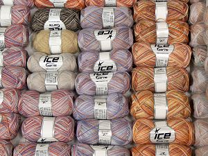 Cashmere Viscose Yarns In this list; you see most recent 50 mixed lots. <br> To see all <a href=&/mixed_lots/o/4#list&>CLICK HERE</a> (Old ones have much better deals)<hr> Fiber Content 85% Viscose, 15% Cashmere, Brand Ice Yarns, fnt2-69861