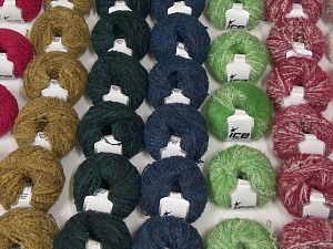 Alpaca Types In this list; you see most recent 50 mixed lots. <br> To see all <a href=&/mixed_lots/o/4#list&>CLICK HERE</a> (Old ones have much better deals)<hr> Brand Ice Yarns, fnt2-69866