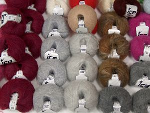 Luxury Yarns In this list; you see most recent 50 mixed lots. <br> To see all <a href=&/mixed_lots/o/4#list&>CLICK HERE</a> (Old ones have much better deals)<hr> Brand Ice Yarns, fnt2-69869