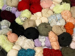 Leftover Yarns In this list; you see most recent 50 mixed lots. <br> To see all <a href=&/mixed_lots/o/4#list&>CLICK HERE</a> (Old ones have much better deals)<hr> Brand Ice Yarns, fnt2-69889