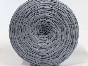Make handbags,rugs,basket and cushion covers with this genius new-fashion yarn!<p>Since the yarn is made by upcycling fabrics, and because of the nature of the yarn; take the following notes into consideration. </p><ul><li>Fiber content information may vary. Information given about fiber content is approximate. </li><li>The yardage and weight information of the yarn is approximate. </li></ul> Fiber Content 95% Cotton, 5% Elastan, Light Grey, Brand Ice Yarns, fnt2-69902
