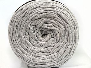 Make handbags,rugs,basket and cushion covers with this genius new-fashion yarn!<p>Since the yarn is made by upcycling fabrics, and because of the nature of the yarn; take the following notes into consideration. </p><ul><li>Fiber content information may vary. Information given about fiber content is approximate. </li><li>The yardage and weight information of the yarn is approximate. </li></ul> Fiber Content 95% Cotton, 5% Elastan, Light Grey Melange, Brand Ice Yarns, fnt2-69903