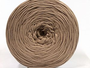 Make handbags,rugs,basket and cushion covers with this genius new-fashion yarn!<p>Since the yarn is made by upcycling fabrics, and because of the nature of the yarn; take the following notes into consideration. </p><ul><li>Fiber content information may vary. Information given about fiber content is approximate. </li><li>The yardage and weight information of the yarn is approximate. </li></ul> Fiber Content 95% Cotton, 5% Elastan, Brand Ice Yarns, Camel, fnt2-69907
